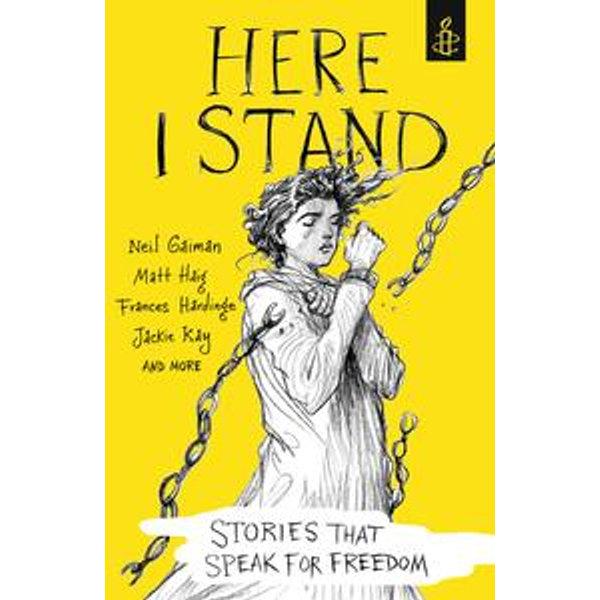 Here I Stand - John Boyne, Tony Birch, Sita Brahmachari, Kevin Brooks, Bryan Talbot | Karta-nauczyciela.org