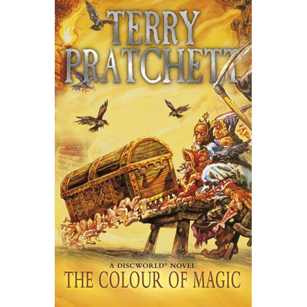 The Colour Of Magic - Terry Pratchett | 2020-eala-conference.org