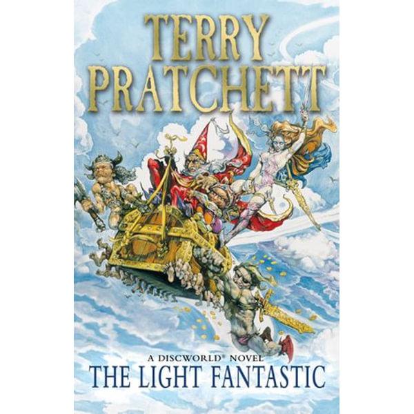 The Light Fantastic - Terry Pratchett   Karta-nauczyciela.org