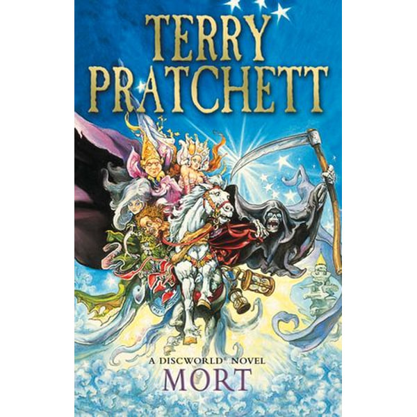 Mort - Terry Pratchett | Karta-nauczyciela.org