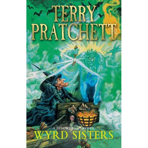 Wyrd Sisters - Terry Pratchett | Karta-nauczyciela.org