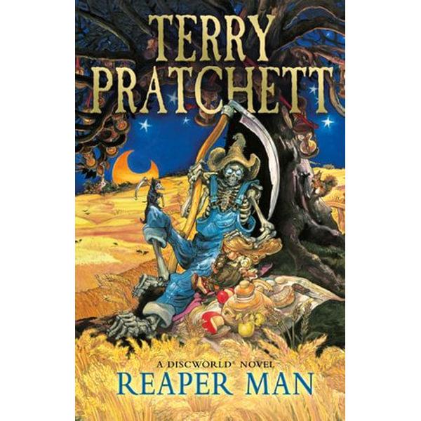 Reaper Man - Terry Pratchett | 2020-eala-conference.org