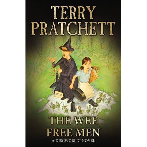 The Wee Free Men - Terry Pratchett | Karta-nauczyciela.org