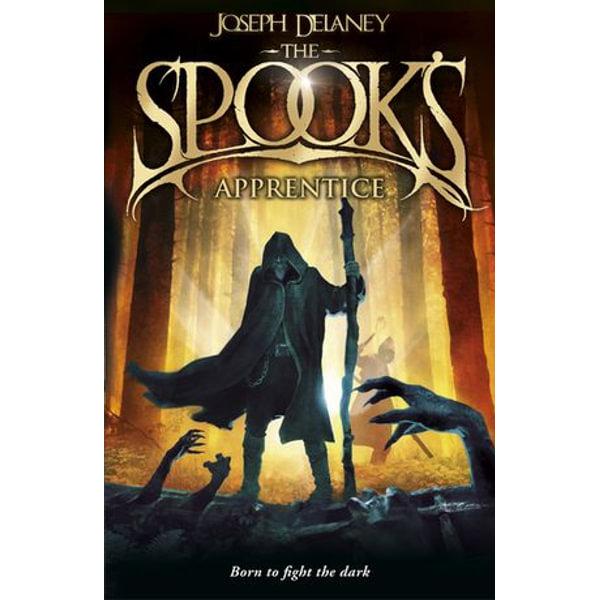 The Spook's Apprentice - Joseph Delaney | Karta-nauczyciela.org