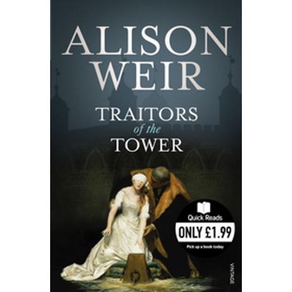 Traitors of the Tower - Alison Weir | Karta-nauczyciela.org