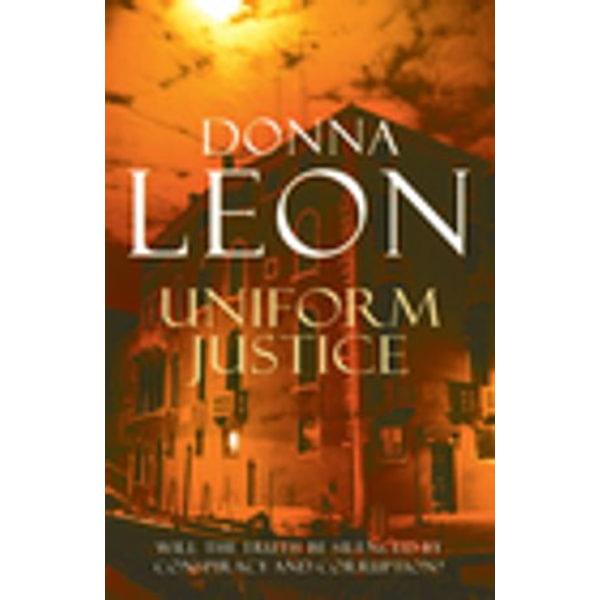 Uniform Justice - Donna Leon   Karta-nauczyciela.org