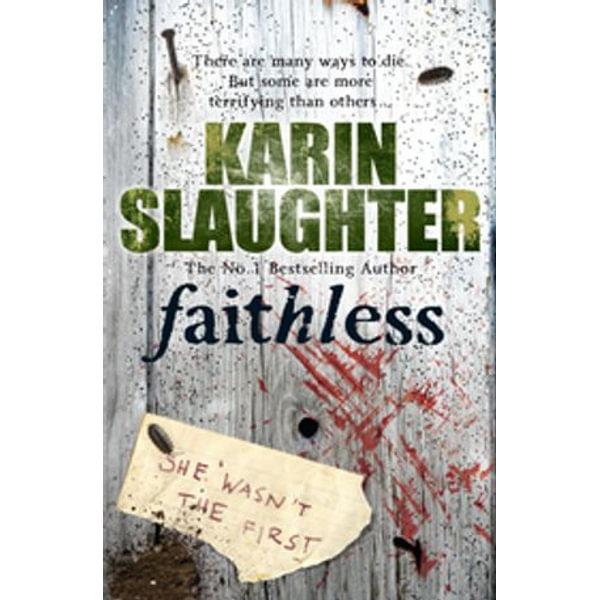 Faithless - Karin Slaughter   Karta-nauczyciela.org