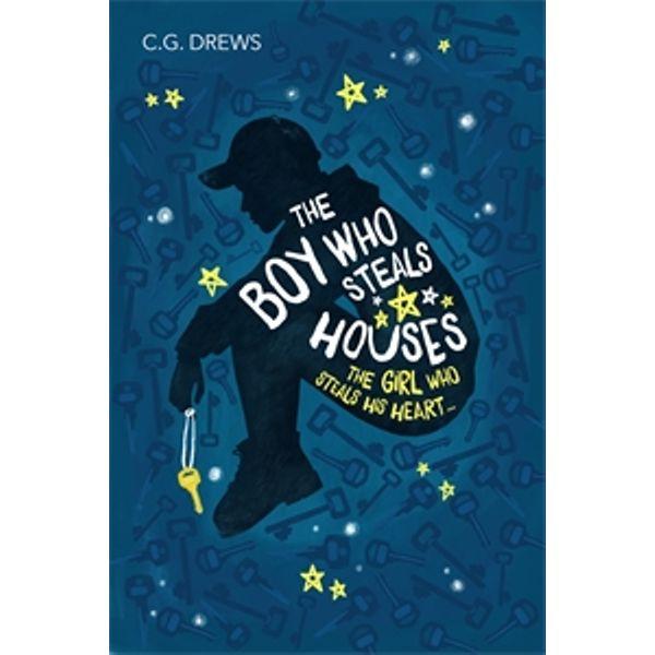 The Boy Who Steals Houses - C.G. Drews | Karta-nauczyciela.org