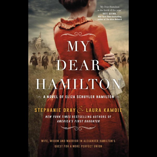 My Dear Hamilton - Laura Kamoie, Stephanie Dray | Karta-nauczyciela.org