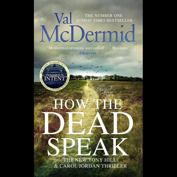 How the Dead Speak - Val McDermid   Karta-nauczyciela.org