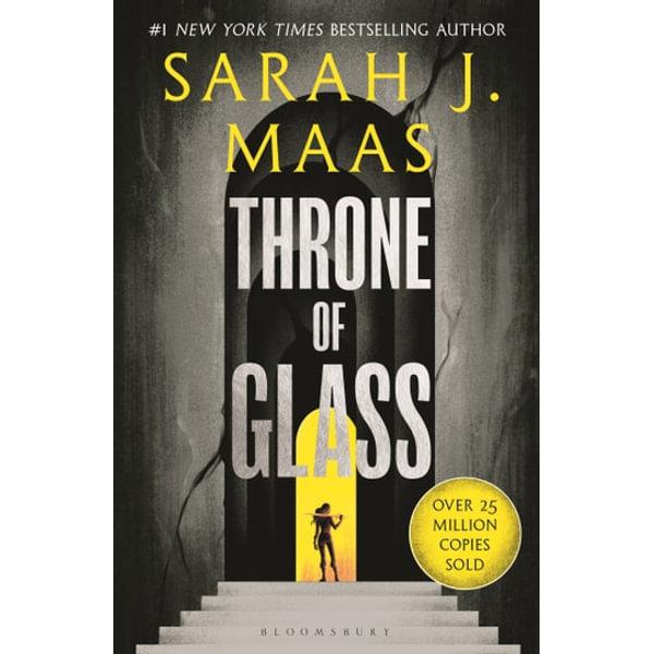 Throne of Glass - Sarah J. Maas | Karta-nauczyciela.org