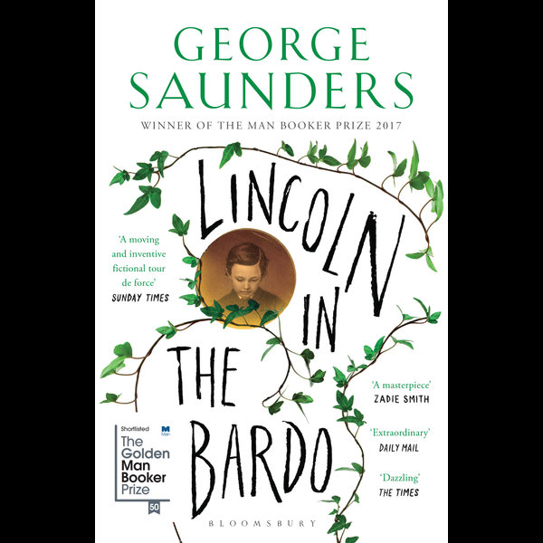 Lincoln in the Bardo - George Saunders | Karta-nauczyciela.org