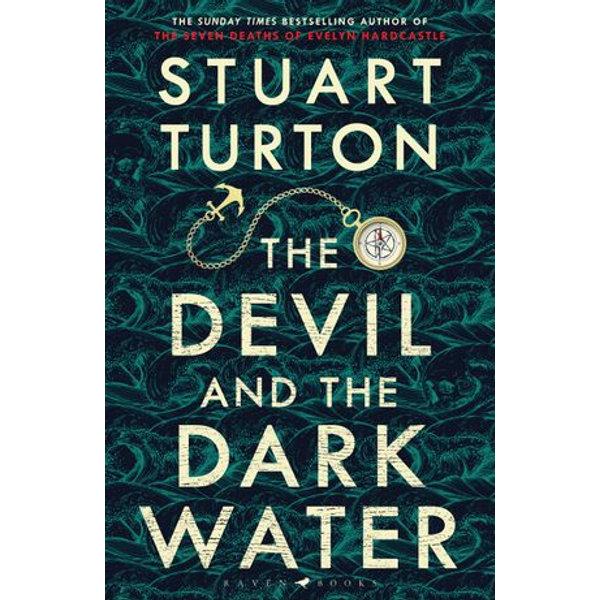 The Devil and the Dark Water - Stuart Turton | Karta-nauczyciela.org