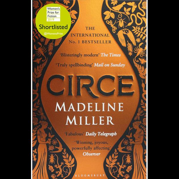 Circe - Madeline Miller   Karta-nauczyciela.org