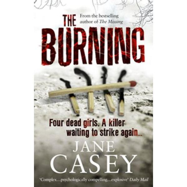 The Burning - Jane Casey | Karta-nauczyciela.org