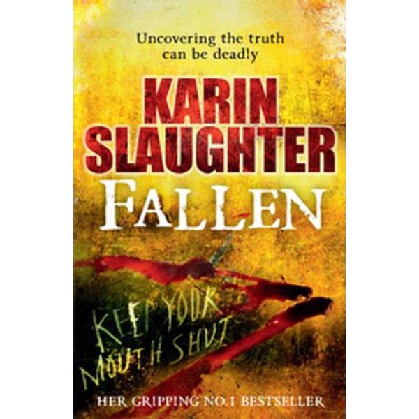 Fallen - Karin Slaughter | Karta-nauczyciela.org