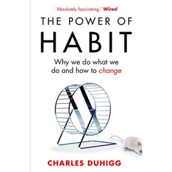 The Power of Habit - Charles Duhigg   Karta-nauczyciela.org