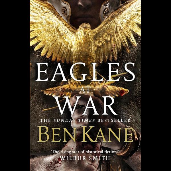 Eagles at War - Ben Kane   Karta-nauczyciela.org