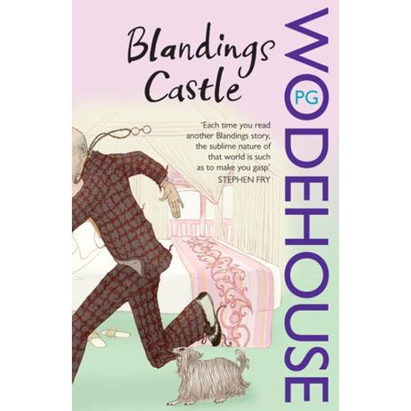 Blandings Castle and Elsewhere - P G Wodehouse | Karta-nauczyciela.org
