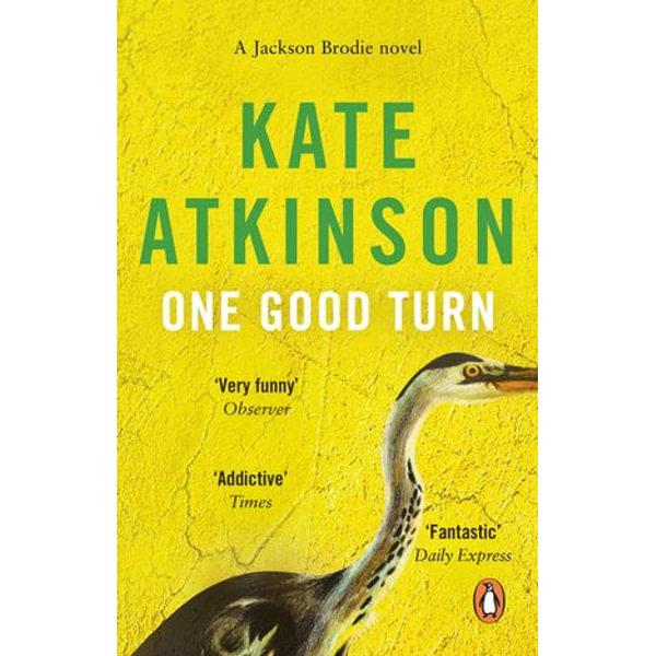 One Good Turn - Kate Atkinson | Karta-nauczyciela.org