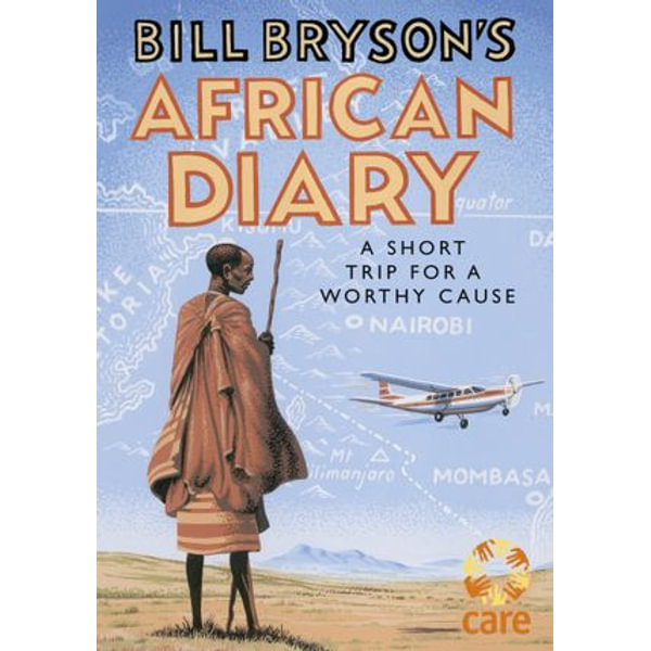 Bill Bryson's African Diary - Bill Bryson | Karta-nauczyciela.org