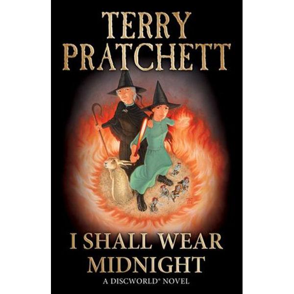 I Shall Wear Midnight - Terry Pratchett   Karta-nauczyciela.org
