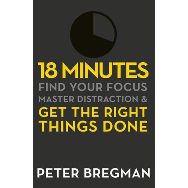 18 Minutes - Peter Bregman | Karta-nauczyciela.org