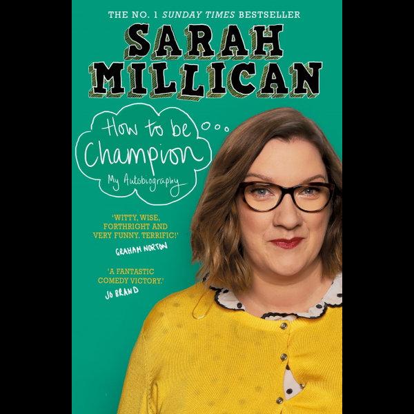 How to be Champion - Sarah Millican | Karta-nauczyciela.org