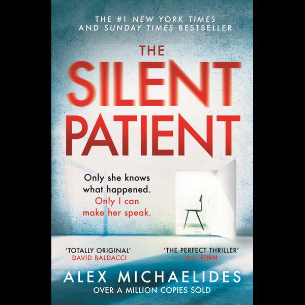 The Silent Patient - Alex Michaelides   Karta-nauczyciela.org