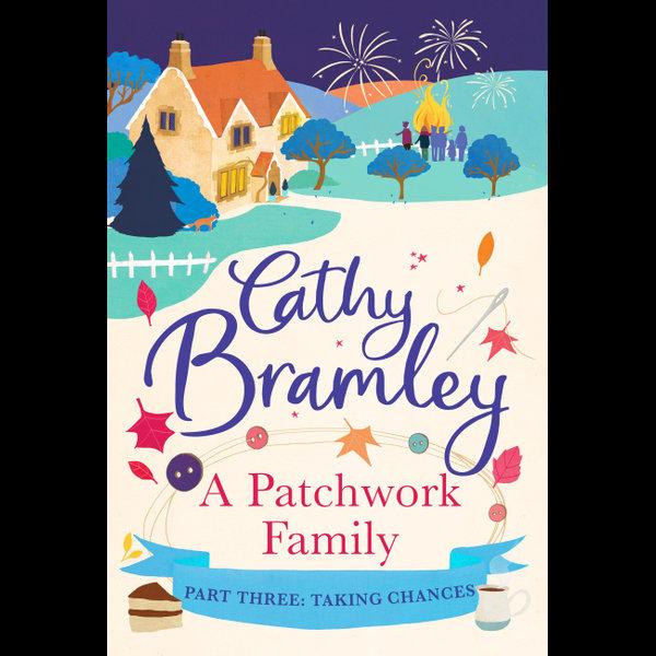 A Patchwork Family - Part Three - Cathy Bramley   Karta-nauczyciela.org