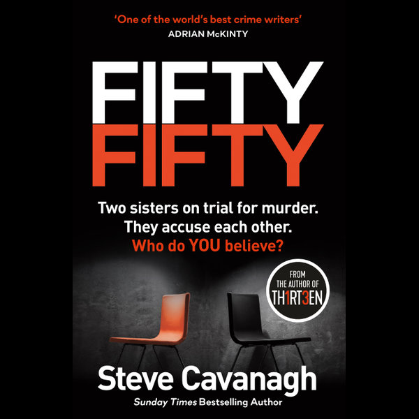Fifty-Fifty - Steve Cavanagh   2020-eala-conference.org