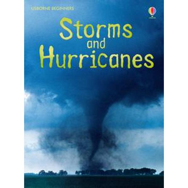 Storms and Hurricanes - Emily Bone, Paul Weston (Illustrator) | Karta-nauczyciela.org