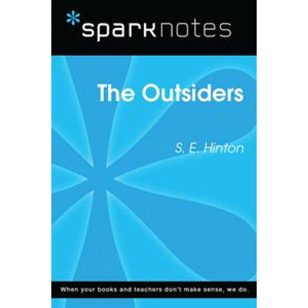 The Outsiders (SparkNotes Literature Guide) - SparkNotes   Karta-nauczyciela.org