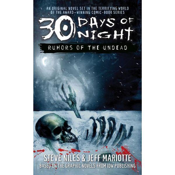 30 Days of Night - Steve Niles, Jeff Mariotte   Karta-nauczyciela.org