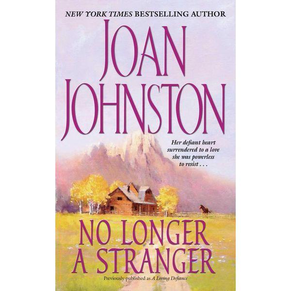 No Longer a Stranger - Joan Johnston   Karta-nauczyciela.org