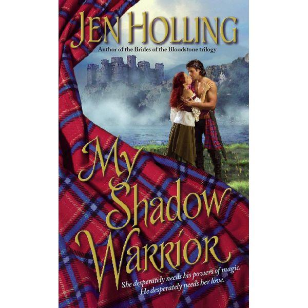 My Shadow Warrior - Jen Holling | Karta-nauczyciela.org