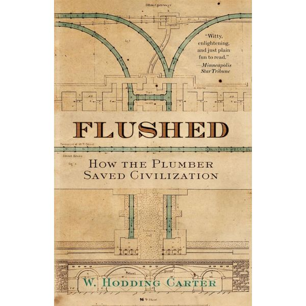 Flushed - W. Hodding Carter | Karta-nauczyciela.org