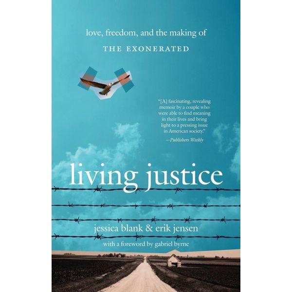 Living Justice - Jessica Blank, Erik Jensen | Karta-nauczyciela.org