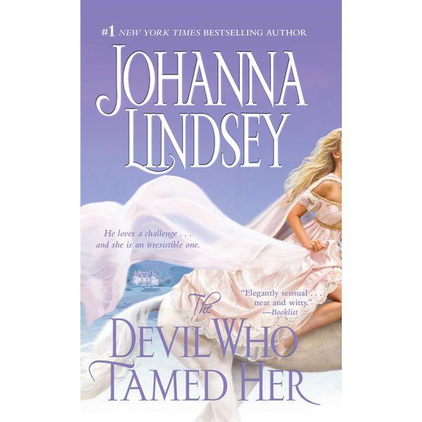 The Devil Who Tamed Her - Johanna Lindsey   Karta-nauczyciela.org