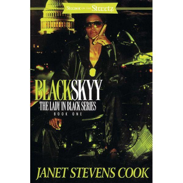 Black Skyy - Janet Stevens Cook   Karta-nauczyciela.org