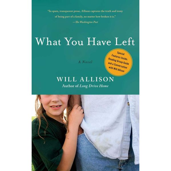 What You Have Left - Will Allison | Karta-nauczyciela.org