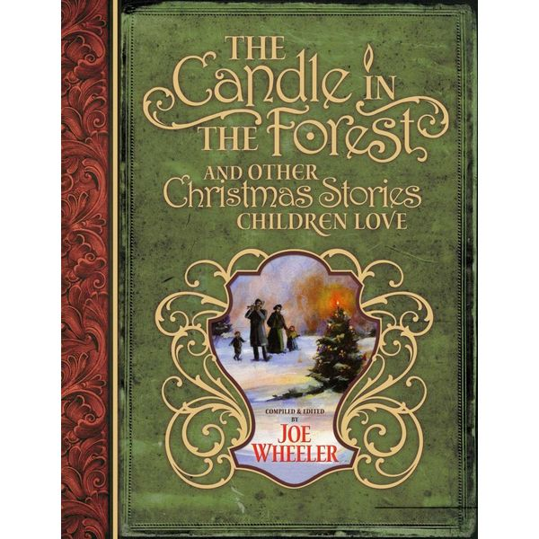 The Candle in the Forest - Joe Wheeler | Karta-nauczyciela.org