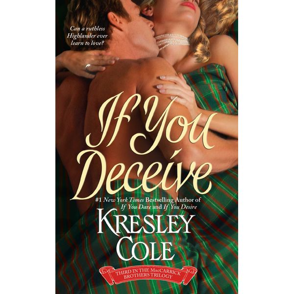 If You Deceive - Kresley Cole | Karta-nauczyciela.org