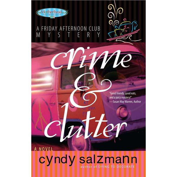 Crime and Clutter - Cyndy Salzmann   Karta-nauczyciela.org