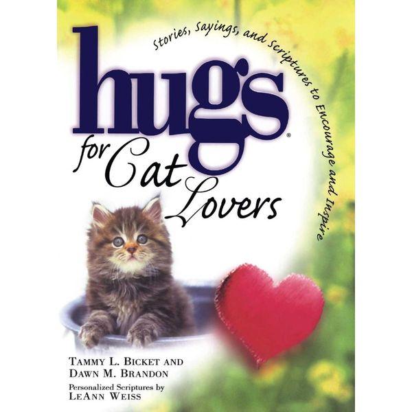 Hugs for Cat Lovers - Tammy L. Bicket, Dawn M. Brandon   Karta-nauczyciela.org