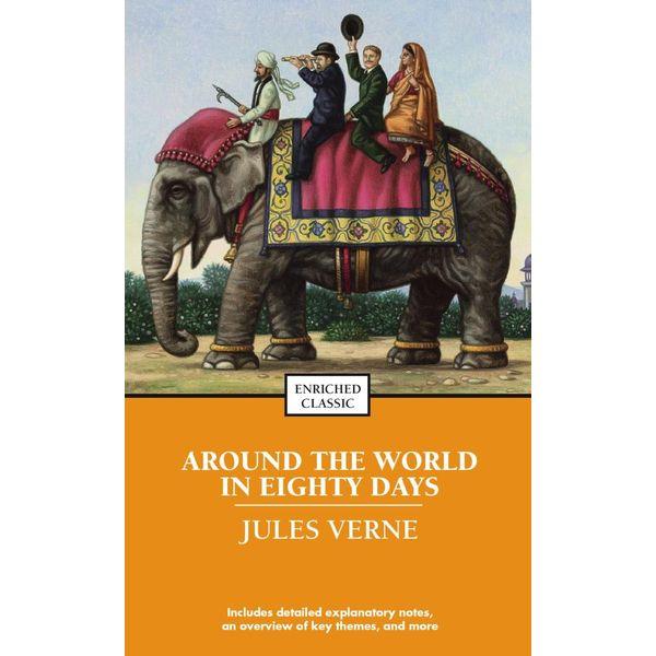 Around the World in Eighty Days - Jules Verne | Karta-nauczyciela.org