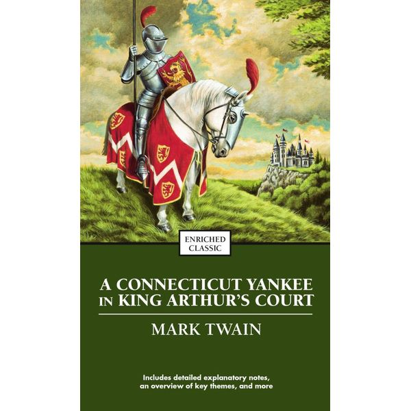 A Connecticut Yankee in King Arthur's Court - Mark Twain   Karta-nauczyciela.org