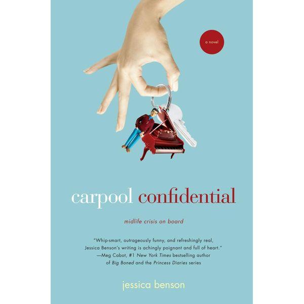 Carpool Confidential - Jessica Benson   Karta-nauczyciela.org