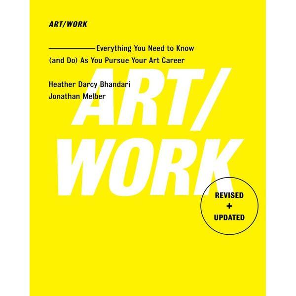ART/WORK - Heather Darcy Bhandari, Jonathan Melber | Karta-nauczyciela.org
