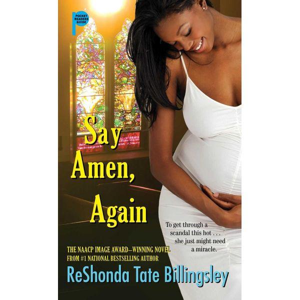 Say Amen, Again - ReShonda Tate Billingsley | Karta-nauczyciela.org